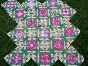 Diagonal Set Blocks